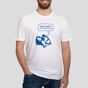 Lucas Terrier Fitted T-Shirt