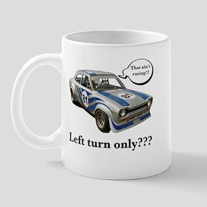 Escort Racer Mug