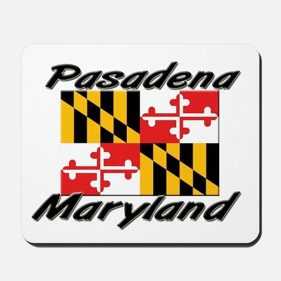 Pasadena Maryland Mousepad