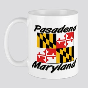 Pasadena Maryland Mug
