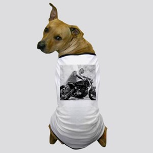 Smoke Rider Dog T-Shirt