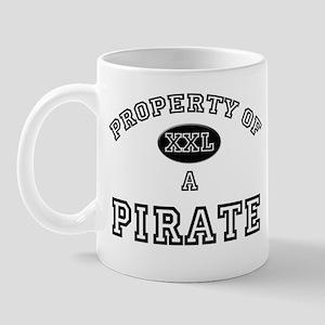 Property of a Pirate Mug