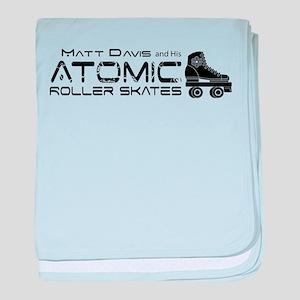Matt Davis and His Atomic Roller Skates baby blank