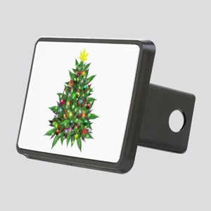 Marijuana Christmas Tree Hitch Cover