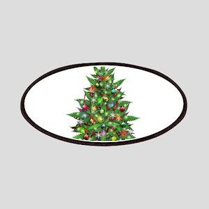 Marijuana Christmas Tree Patch