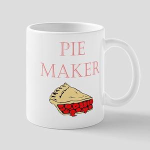 Pie Maker Mugs