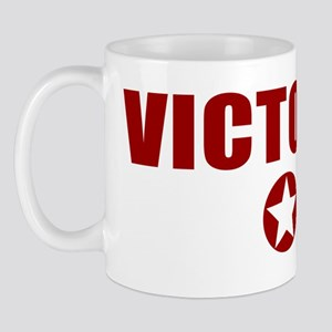 victory_red Mugs