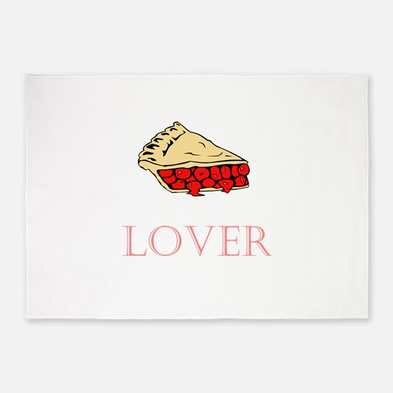 Pie Lover 5'x7'Area Rug