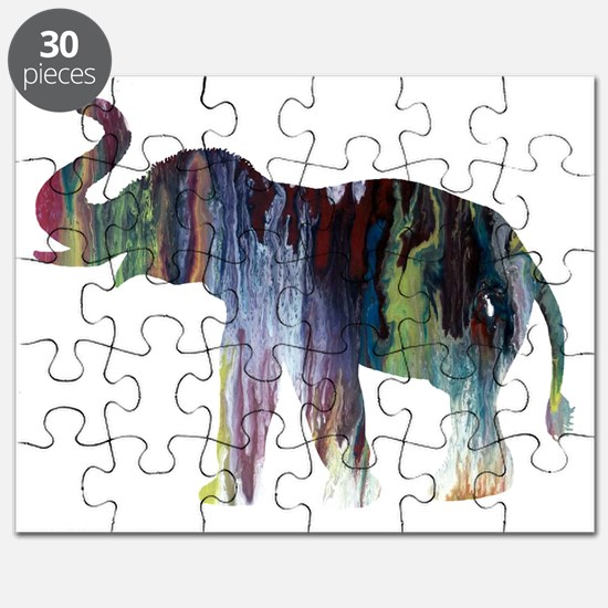 Funny Themed Puzzle