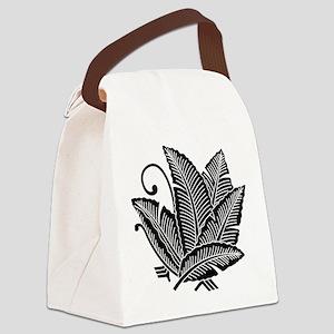 bashou_chou Canvas Lunch Bag