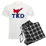 Taekwondo Men's Light Pajamas