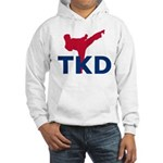Taekwondo Hooded Sweatshirt