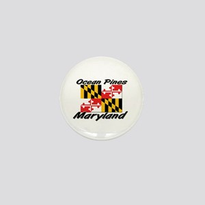 Ocean Pines Maryland Mini Button