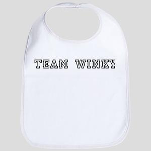 TEAM  WINKY Bib