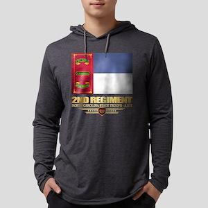 2nd North Carolina State Troops Long Sleeve T-Shir