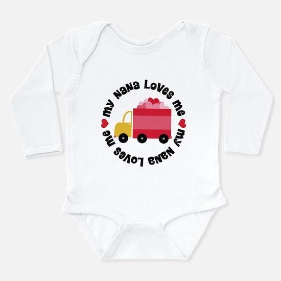 Unique Be my valentine Long Sleeve Infant Bodysuit