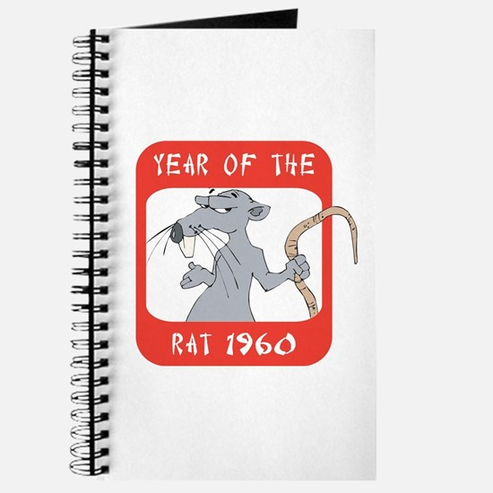 Year of The Rat 1960 Journal