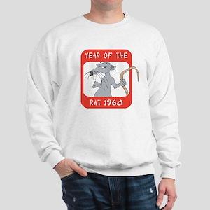 Year of The Rat 1960 Sweatshirt