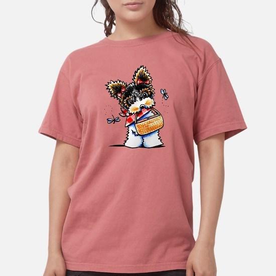 Biewer Yorkie Picnic T-Shirt