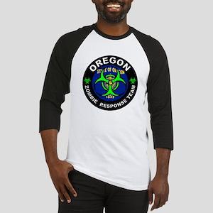 OR ZRT Green Baseball Jersey