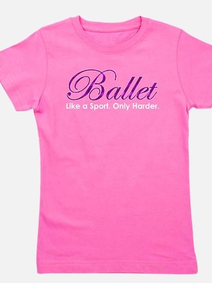 Cool Ballet dancer Girl's Tee