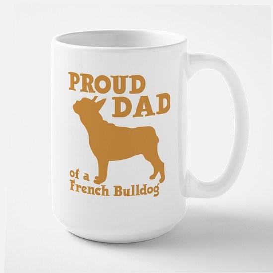 FRENCH DAD Large Mug
