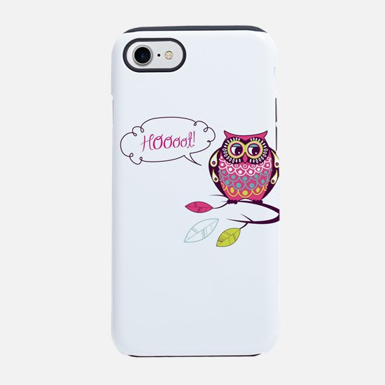 Funny Whimsy iPhone 8/7 Tough Case