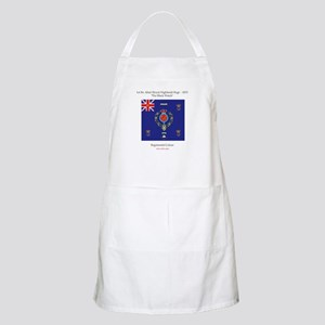 """Black Watch"" BBQ Apron"
