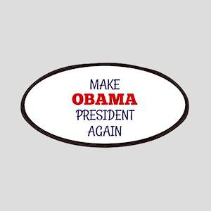 Make Obama President Again Patch