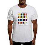 The Major Arcana Light T-Shirt