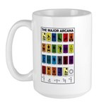 The Major Arcana Large Mug