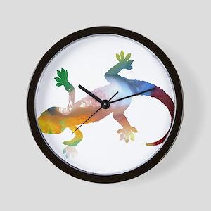 Gekko Wall Clock