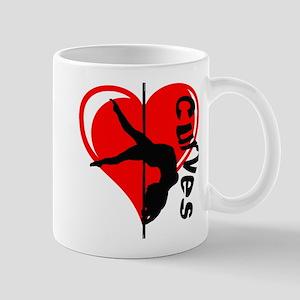 Love Curves Mugs