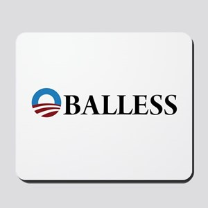 Obama Oballess Mousepad