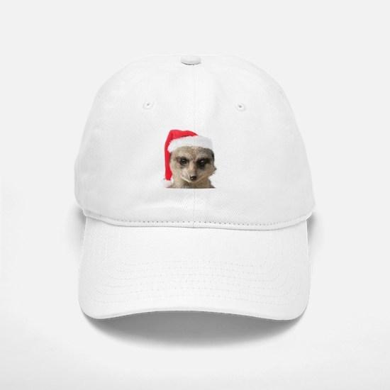Santa Meerkat Cap
