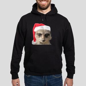 Santa Meerkat Hoody