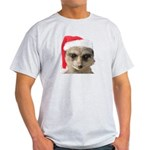 Santa Meerkat T-Shirt