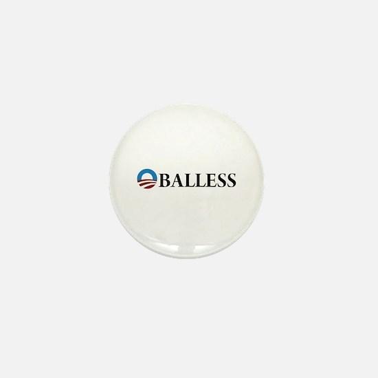 Obama Oballess Mini Button