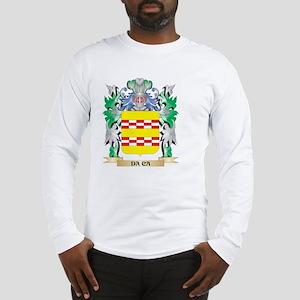 Da-Ca Coat of Arms (Family Cre Long Sleeve T-Shirt