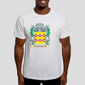 Da-Ca Coat of Arms (Family Crest) T-Shirt