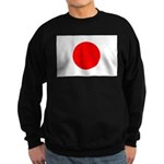 Japanese Flag Sweatshirt