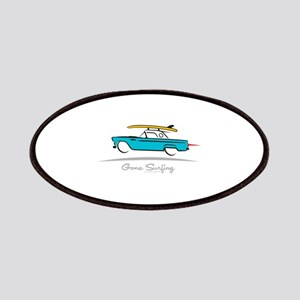Ford Thunderbird Gone Surfing Patch