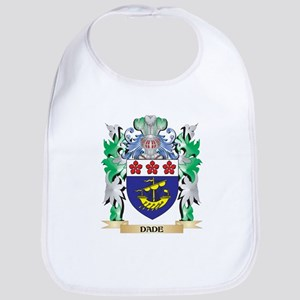 Dade Coat of Arms (Family Crest) Bib