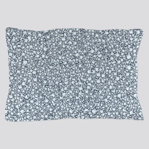 Encrusted Diamonds Look Glitter Patter Pillow Case