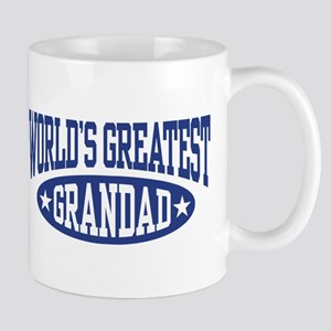 World's Greatest Grandad Mug