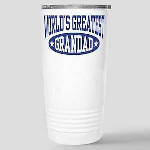 World's Greatest Granda Stainless Steel Travel Mug
