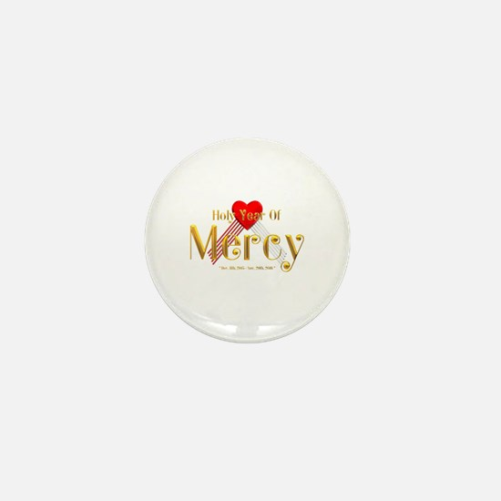 Holy Year of Mercy Mini Button