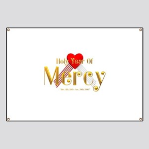 Holy Year of Mercy Banner