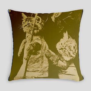 Furry Friends Everyday Pillow