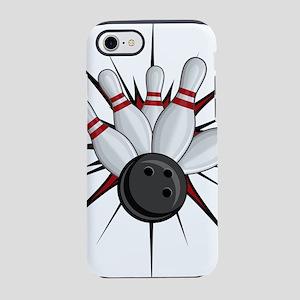 Bowling Strike iPhone 8/7 Tough Case